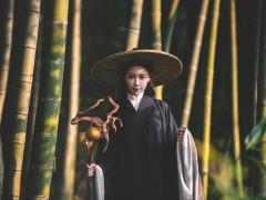 """紫鑫以时尚为媒传播传统文化 获赞""""最美女道士"""""""