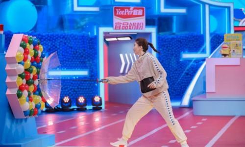 """《运动不一样》奥运冠军许安琪花式开瓶盖,遭遇""""虐心""""挑战:心态崩了"""